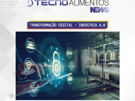 TECNO NEWS | Transformação digital - Indústria 4.0