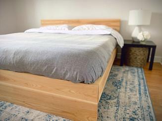 Ash Bed Frame