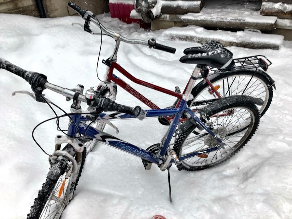 Chalet Oliver bikes