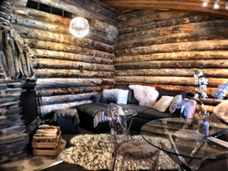 Charmant - living room