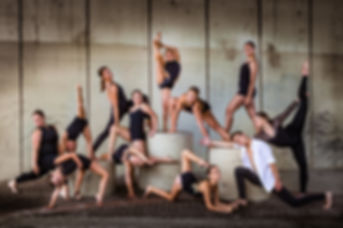 IRBD School of Dance Header
