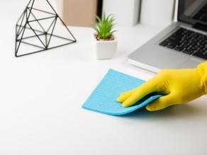 5 tips para evitar el coronavirus en tu trabajo