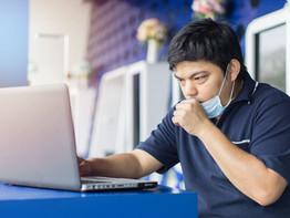 ¿Cómo promover la higiene respiratoria en el trabajo?