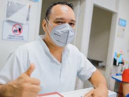 Viabilización de puntos de vacunación covid-19 será progresiva