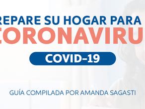 Prepare su hogar para el coronavirus