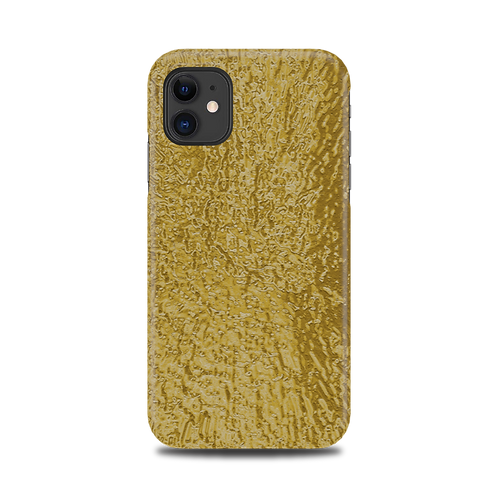 Mobilskal Raw Gold till iPhone 11