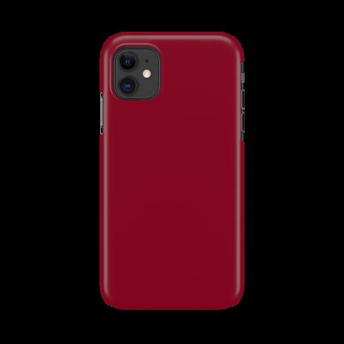 Mobilskal Burgundy till iPhone 11