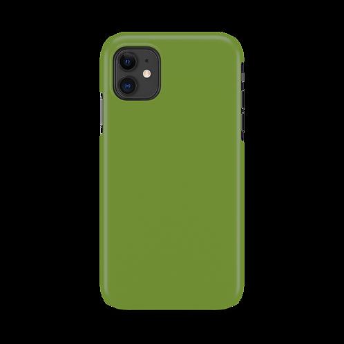 Mobilskal Olive Green till iPhone 11