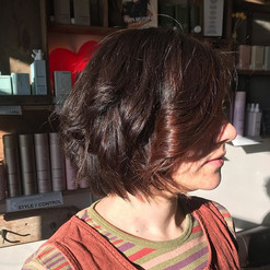 Just a nice lil bob cut with some classi
