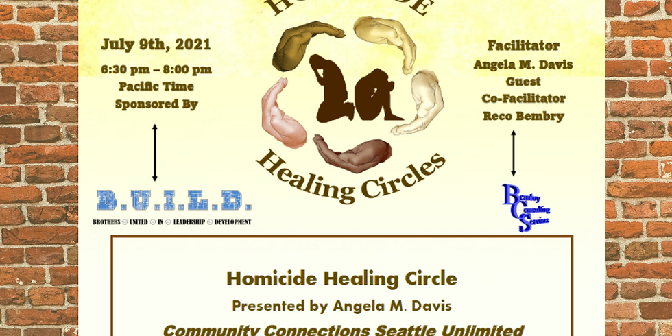 The People's Plan: Homicide Healing Circle