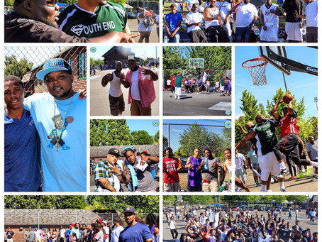 BUILD the HOOD Basketball Event