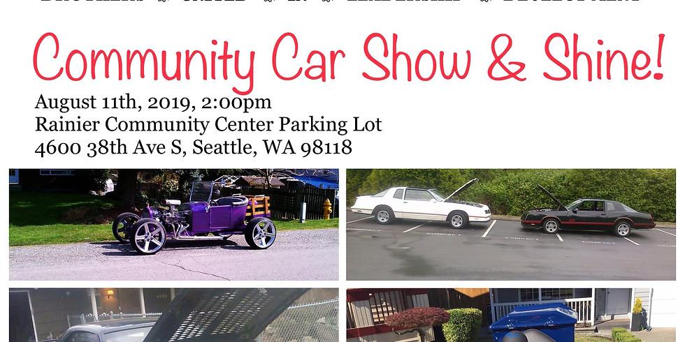BUILD Community Car Show & Shine