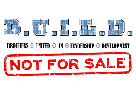 We Are Not For Sale - A Message to the Community