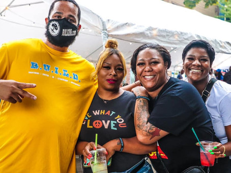 BUILD 206 Block Party: Celebrating the Summer with the Community