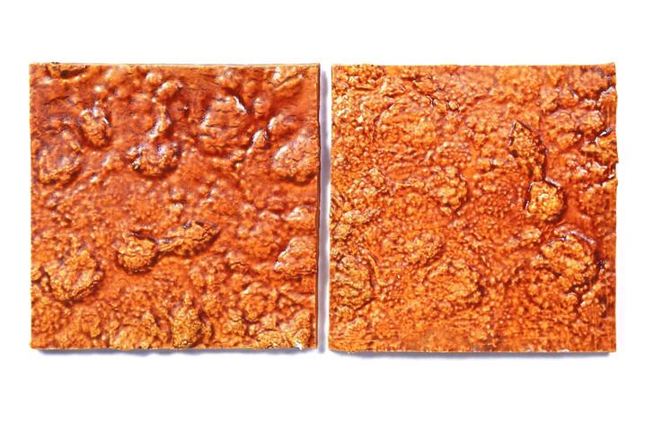Brown Cauliflower Tile