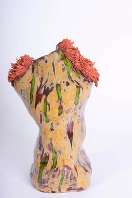 Manly Vase