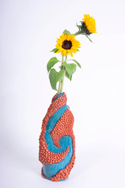 The Peacock Vase