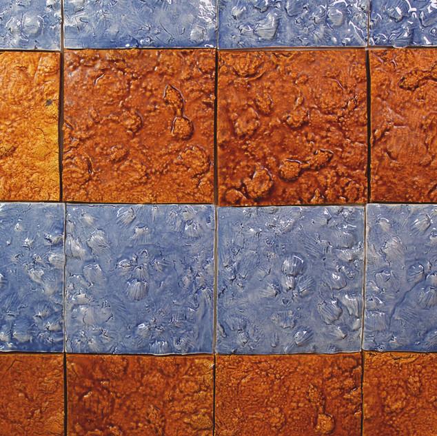 Mixed Veggie Tiles