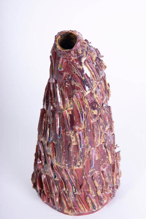 Brown Mast Vases