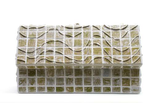 Ceramic chest box