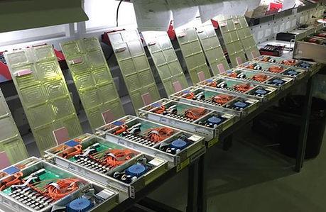 Low RFI Controllers, equipment