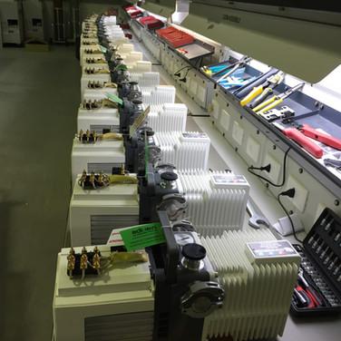 Vacuum Pump Modifications