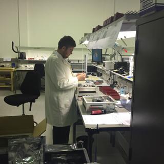 Cryostat Control Electronics