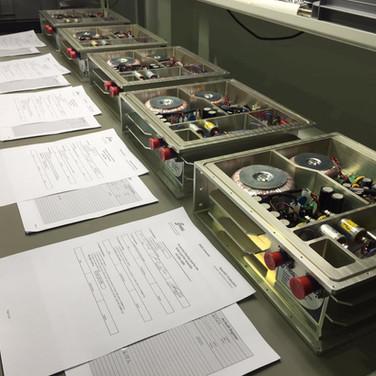 Cryostat Controller & PSUs