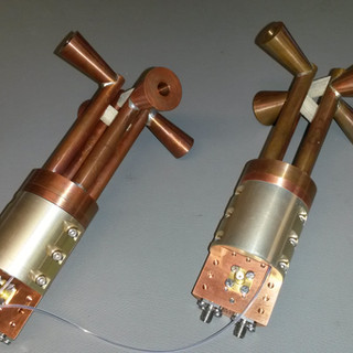 OMT Dipole and Coupler Assemblies