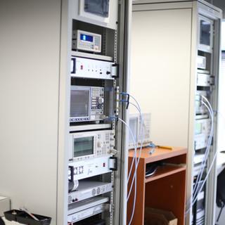 Duplicate Test Equipment Towers