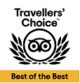 Travelers Choise - best of the best logo