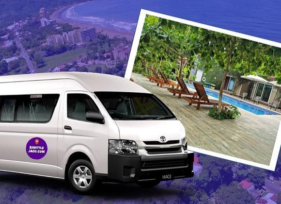 PKT Carretero: Hotel con 3ra. noche gratis + Transporte en Viaje Redondo