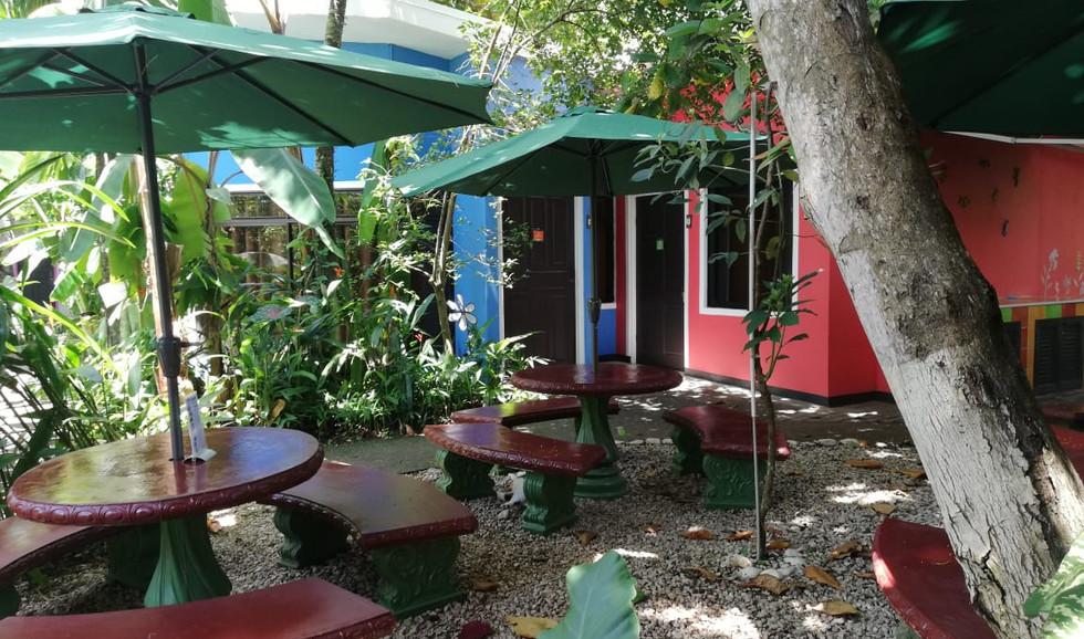 Area de Jardín