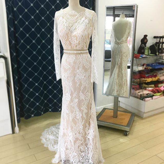 Lady Blue Tailors and Alterations Wedding Dress 7 North Miami Beach