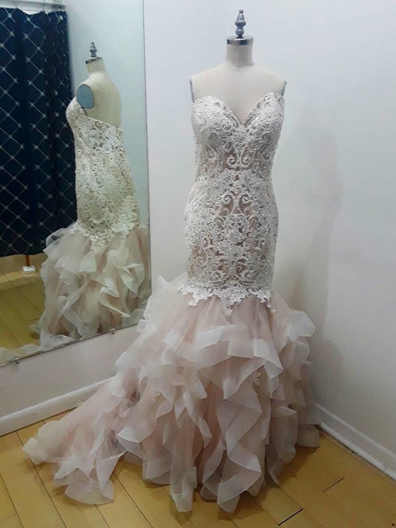 Lady Blue Tailors and Alterations Wedding Dress 22 North Miami Beach