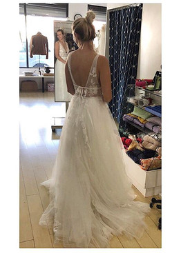 Lady Blue Tailors and Alterations Wedding Dress 8 North Miami Beach