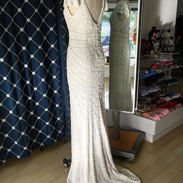 Lady Blue Tailors and Alterations Wedding Dress 16 North Miami Beach