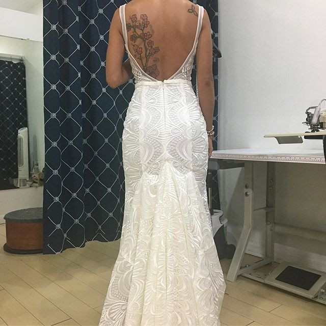 Lady Blue Tailors and Alterations Wedding Dress 2 North Miami Beach