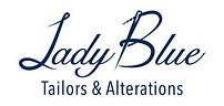 Lady Blue Tailors and Alterations Logo.j