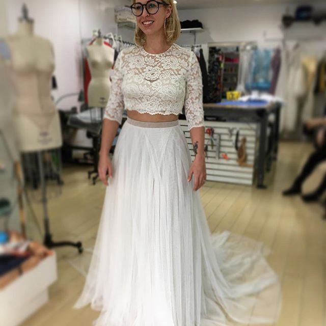 Lady Blue Tailors and Alterations Wedding Dress 14 North Miami Beach