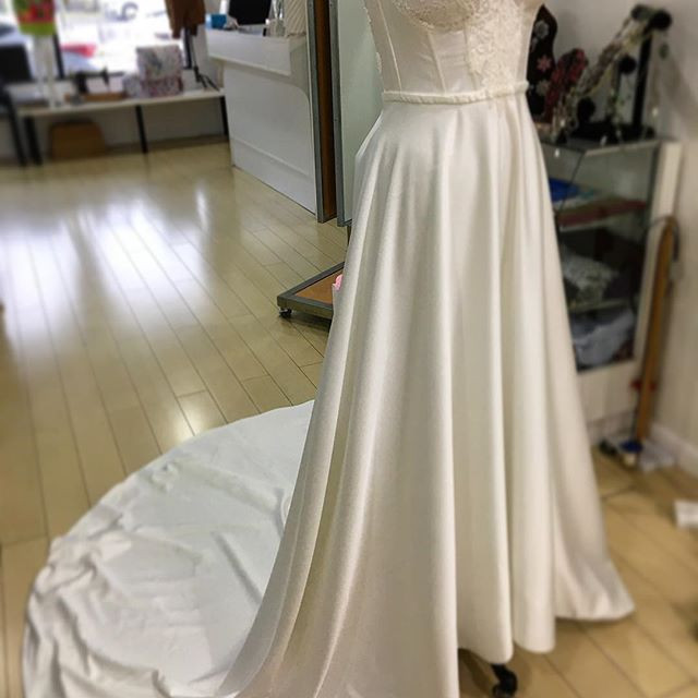 Lady Blue Tailors and Alterations Wedding Dress 11 North Miami Beach