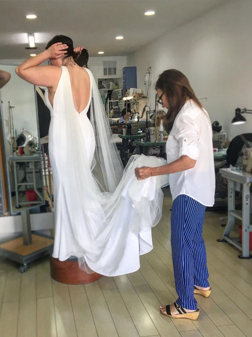 Lady Blue Tailors and Alterations Wedding Dress 9 North Miami Beach