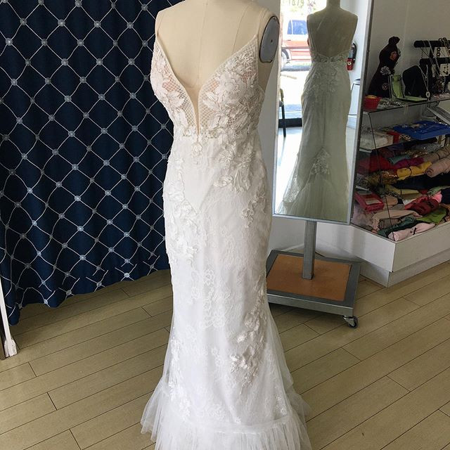 Lady Blue Tailors and Alterations Wedding Dress 3 North Miami Beach