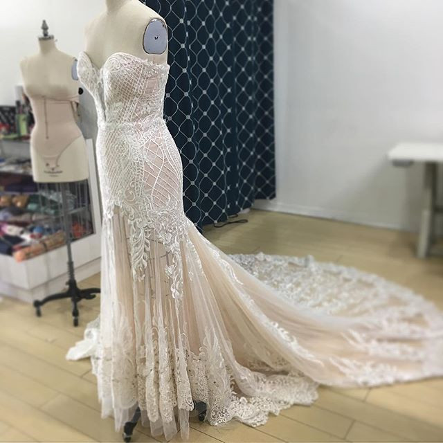 Lady Blue Tailors and Alterations Wedding Dress 13 North Miami Beach