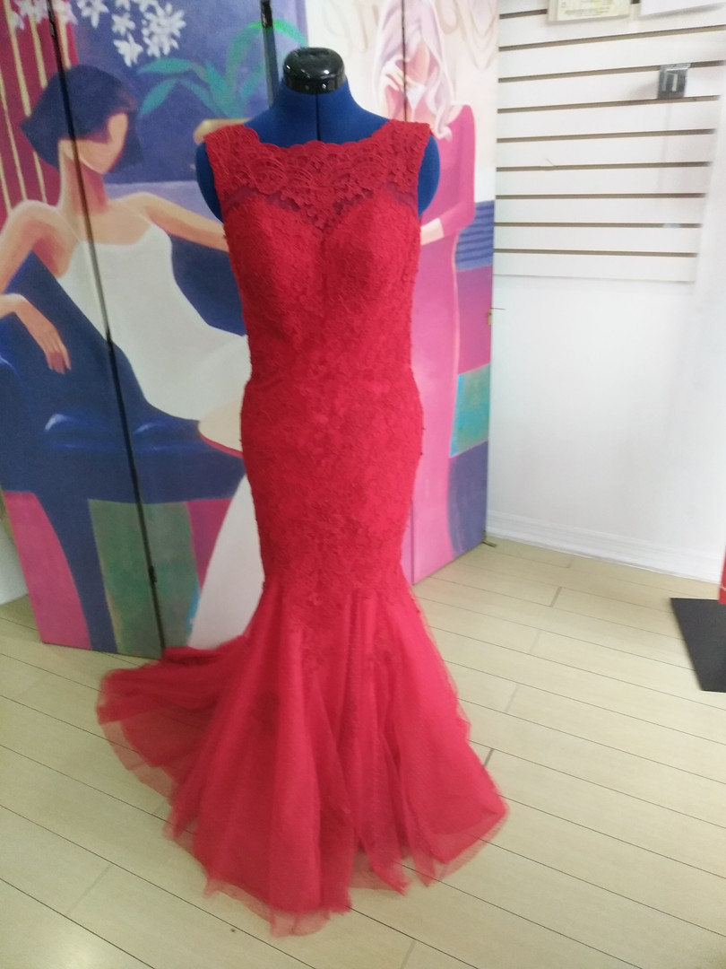 Lady Blue Tailors and Alterations Party Dress 22 North Miami Beach