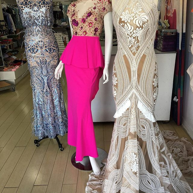 Lady Blue Tailors and Alterations Party Dress 4 North Miami Beach