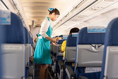 TEAM FLIGHT ATTENDANT TRAINING