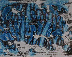 Bleues-marine