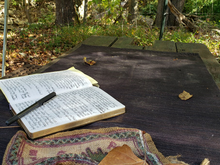From the Writing Desk: Triggers