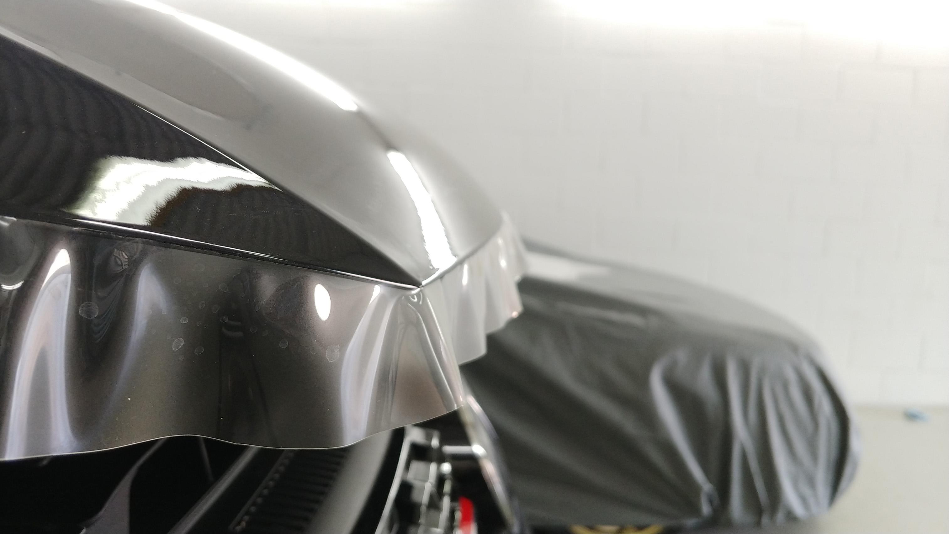 Golf GTI Hood